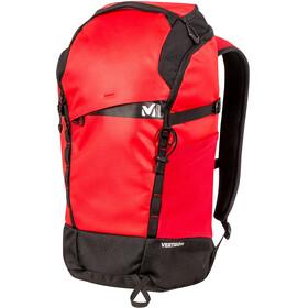 Millet Vertigo 25 - Mochila - rojo/negro